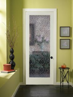 Magnolia Decorative Glass Interior Door HomeStory French Glass