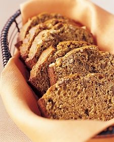 You can store the banana bread wrapped well in plastic wrap at room temperature up to four days.