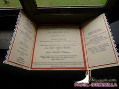 Wedding Invite Inner