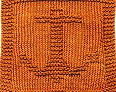 Knitting Cloth Pattern - ANCHOR - PDF