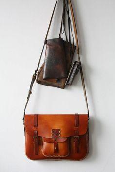#leather #bag #handmade #romania