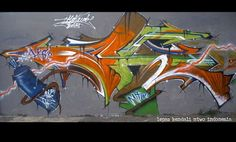 Mtwo indonesia Street Art Movement