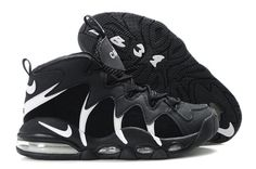 Air Foamposite Nike Air Max CB 34 Black White [Nike Air Max CB 34 - Just  enjoy yourself with these comfy and trendy basketball shoes.