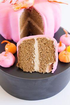 Pumpkin Cake Recipe With A Mini-Pumpkin Patch – A Subtle Revelry
