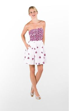Ladybug Garden by Lilly Pulitzer! Too cute for ASA