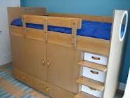 loft bed diy