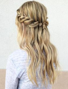 43 Cool Blonde Box Braids Hairstyles to Try - Hairstyles Trends Box Braids Hairstyles, Wedding Ponytail Hairstyles, Face Shape Hairstyles, Long Face Hairstyles, Trending Hairstyles, Twist Hairstyles, Straight Hairstyles, Formal Hairstyles, Straight Hair With Braid
