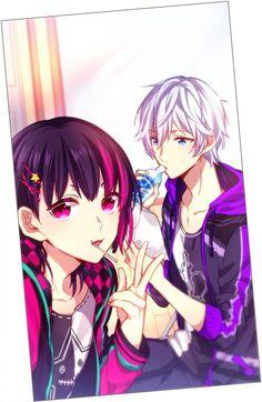 Tags: Anime, Pixiv Id 602125, B-Project, Kitakado Tomohisa, Korekuni Ryuuji, Water Bottle, Holding Drink