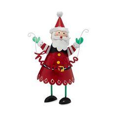 Debenhams Red large Santa bouncer decoration | Debenhams