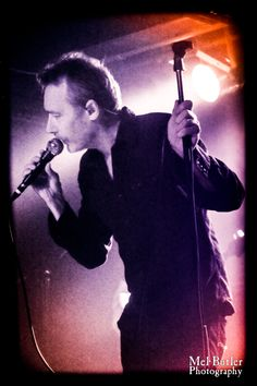 Jim Reid. The Jesus And Mary Chain. Sub 89 Club, Reading UK 10.07.17