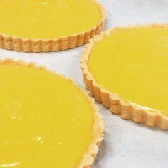 5 французских десертов.Лимонный тарт