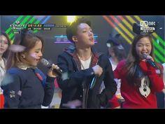 ▶ HI SUHYUN - '나는 달라(I'M DIFFERENT)' (feat.BOBBY) 1120 M COUNTDOWN
