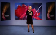 Katharine Siegling präsentiert ihre kathi's love collection