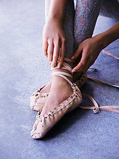 Handmade Ballet Slipper