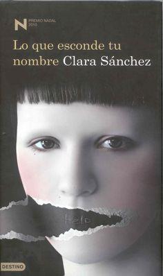 Clara Sánchez, muy buen libro, logro atraparme desde el principio...