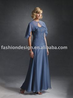 MD133  2011 strapless with small tops chiffon mother of bride dresses-in Evening Dresses from Apparel & Accessories on Aliexpress.com
