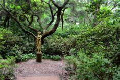 Elizabethan Gardens In North Carolina Will Make You Feel Like Royalty