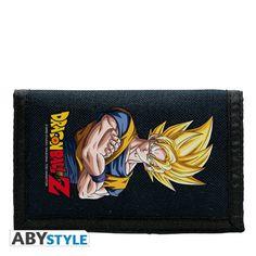 DRAGON BALL Portefeuille Dragon Ball Goku et Shenron