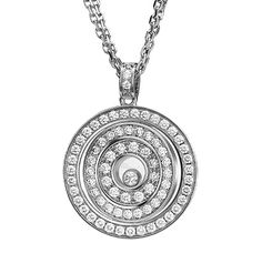Happy Spirit Pendant - The combination of the charm of #diamonds and supreme luxury
