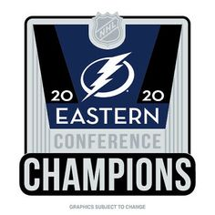 Eastern Conference, Tampa Bay Lightning, Stanley Cup, Lapel Pins, Hockey, Champion, Field Hockey, Badges, Ice Hockey
