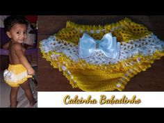 Diaper Covers, Crochet Videos, Baby Accessories, Baby Dress, Crochet Baby, Crochet Patterns, Barbie, Make It Yourself, Blog