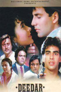 Deedar (1992) Hindi Movie Online in SD - Einthusan Akshay Kumar , Karishma Kapoor ,Anupam Kher , Tanuja Directed by Pramod Chakravorty Music by Anand-Milind 1992 ENGLISH SUBTITLE