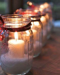 17 weihnachtliche Ideen mit Gläsern! - Seite 13 von 17 - DIY Bastelideen