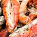 A Sumptuous BBQ Seafood Platter - A Pinch of This, a Dash of That