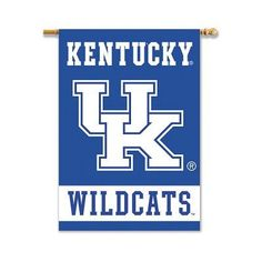 "2-Sided 28"" X 40"" Banner W/ Pole Sleeve Kentucky Wildcats - 96410"