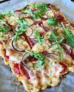 Cottage Cheese, Vegetable Pizza, Food And Drink, Baking, Vegetables, Bakken, Vegetable Recipes, Backen, Sweets