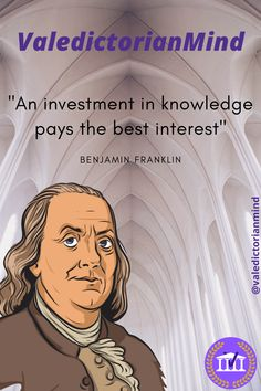 The Quintessential Polymath Benjamin Franklin knew the best investment of time was in learning.