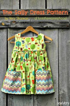 sewVery: The Sally Dress