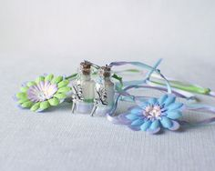 Custom Tinkerbell Pixie Dust Necklaces by Market1 on Etsy, $8.00