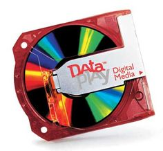 DataPlay cartridge