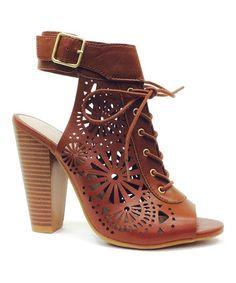 Chocolate Cutout Mash Sandal #zulily #zulilyfinds