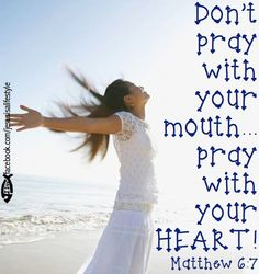 """Pray for what is really in your heart. God already knows who you are, so don't hold back when you talk to him. Being """"spiritual"""" is not about being stoic and suppressing ourselves before the Father. He wants us to be weak, because then we come to the end of our self and are open to being filled with His strength. 2 Cor 12:7-10, Psalm 51:17"""