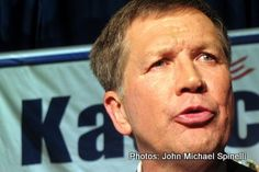 If you're a politician, and you know the power women can wield at the ballot box, doubling down on moves that can only rile them like putting a stick in a hornets nest seems the unwise thing to do. But if you're Ohio Gov. John Kasich, headstrong and wrong on any number of subjects that go against the grain of your electorate, putting the leader of the state's Right to Life group on the state medical board is an nothing short of an attempt to kick the hornet's nest of angry women voters.