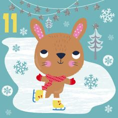 fhiona galloway illustration blog: Advent 11