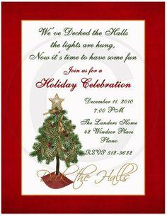 free invitations templates free free christmas invitation