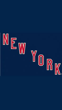 Liberty New York Rangers T Shirt