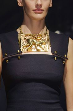 Fashion Show: Lanvin Paris Fashion Week S/S 2015