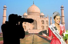 Miss Universe May Face Jail Time Over Taj Mahal Photography Session