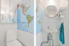 Vola, Arne Jacobsen. Hay Mirror. Arabia Handfat.
