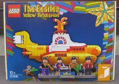 LEGO 21306 THE BEATLES YELLOW SUBMARINE ** BRAND NEW FACTORY SEALED BOX**