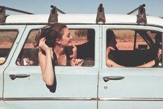 Road tripin!