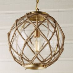 Jute Rope Globe Pendant jute_rope_with_antique_brass
