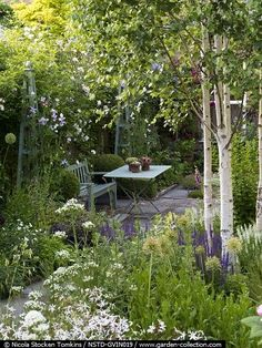 85 stunning small cottage garden ideas for backyard landscaping minimalist garden design ideas for small garden Small Cottage Garden Ideas, Unique Garden, Cottage Garden Design, Small Garden Design, Backyard Cottage, Small Back Garden Ideas, Small Garden Plans, Small Garden Ideas Paving, Small Garden Forest