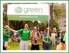 Marty Lancaster's Barrie Greens at the Jobs-Justice-Climate March Us Electoral System, Political System, Green Party, Looking Forward To Seeing You, Your Voice, Civil Rights, Growing Up, How To Become, Politics