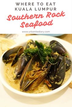 Southern Rock Seafood Bangsar