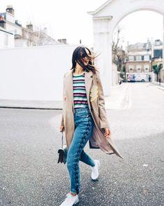 Spring weekend outfit ideas: Soraya Bakhtiar